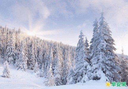 冬至早安文案 冬至早上好的句子